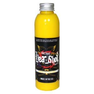 lahvička 150 ml žlutá barva na vlasy vegan