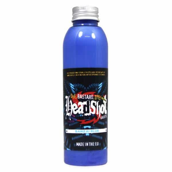 lahvička 150ml světle modra barva na vlasy