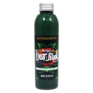 zelená barva na vlasy objem 150 ml vegan