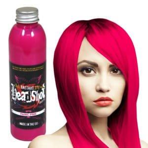 Světle růžová barva na vlasy Panic Pink