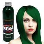 Tmavě zelená barva na vlasy Toxic Absinth
