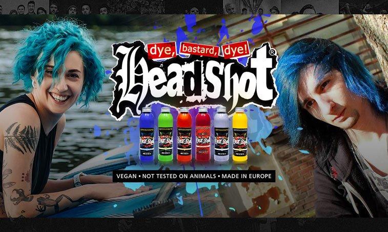 veganské barevné barvy na vlasy