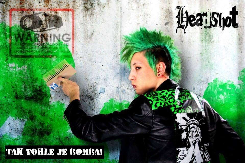 dlouhotrvající zelená barva na vlasy