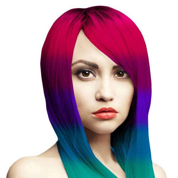 sada barev na vlasy headshot galaxy